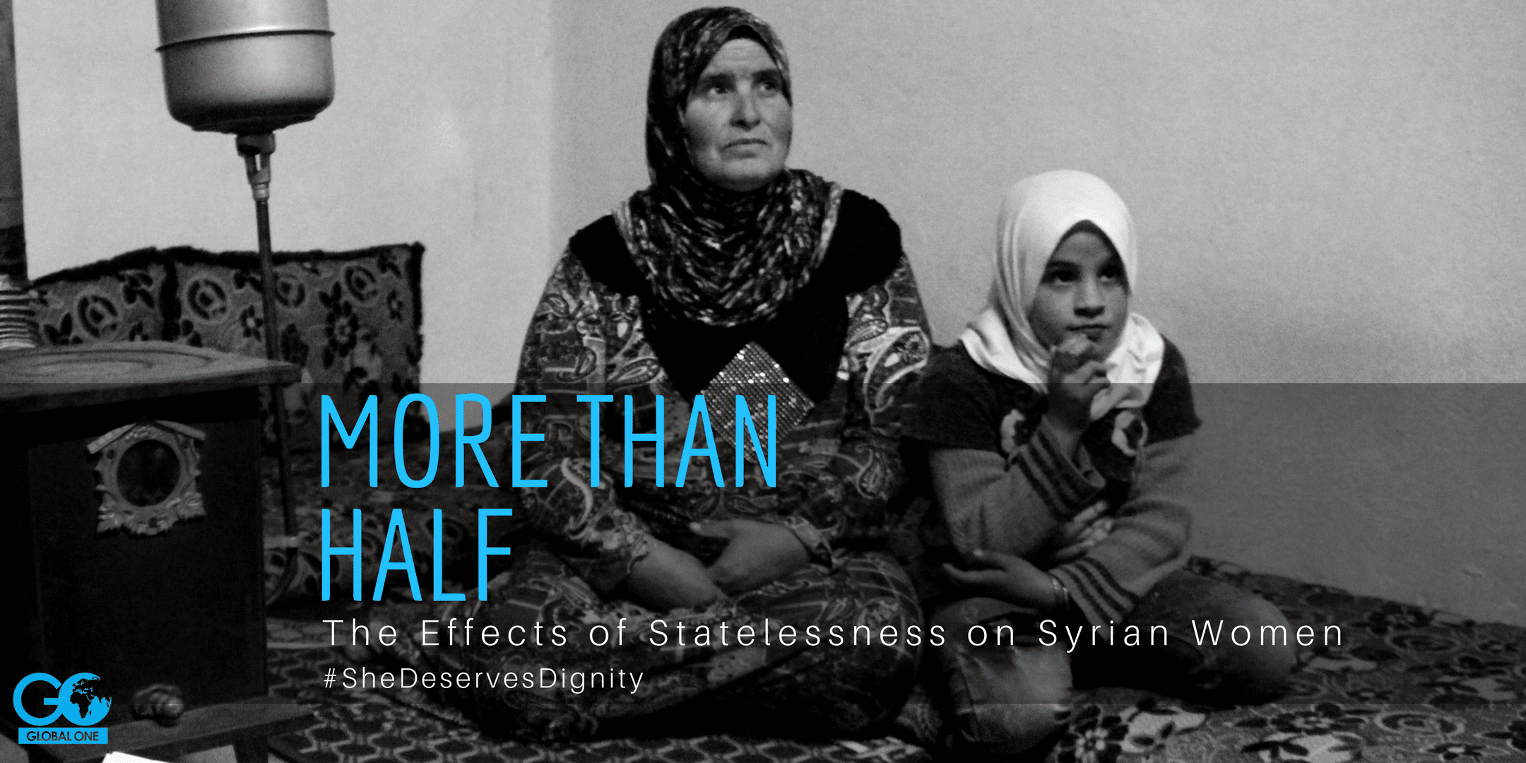 REPORT: More Than Half: The Effects of Statelessness on Syrian Refugee Women